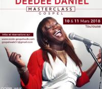 La MasterClass de Deedee à Toulouse
