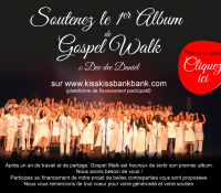 Soutenez le 1er album de Gospel Walk & Dee dee Daniel