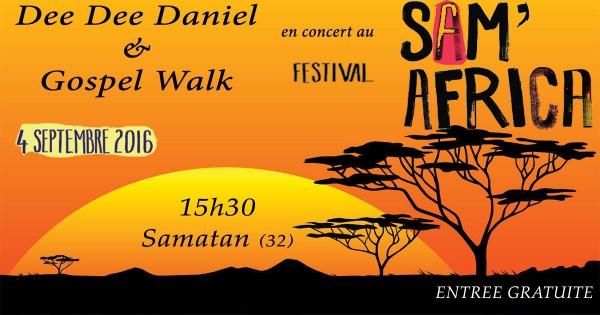 Festival Sam' Africa
