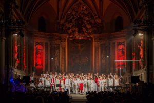 Concert Gospel Walk –  Eglise de Rieumes (31)