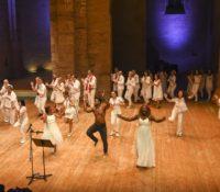 Concert pour le Secours catholique à Lourdes (65)