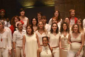 Concert Gospel Walk – Hall de Paris – Moissac (82)