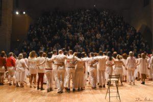 "Concert Gospel Walk aux  ""Estivités de Blagnac"" (31)"