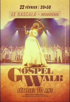Gospel Walk Fête ses 10 ans