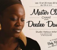Masterclass & Body Rythme DeeDee Daniel